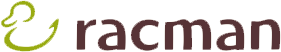 Racman - logo